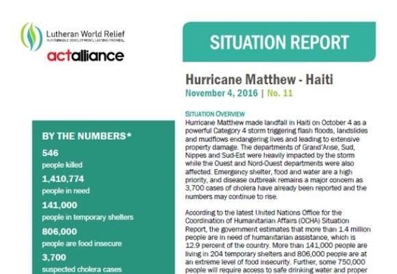 Hurricane Matthew 11