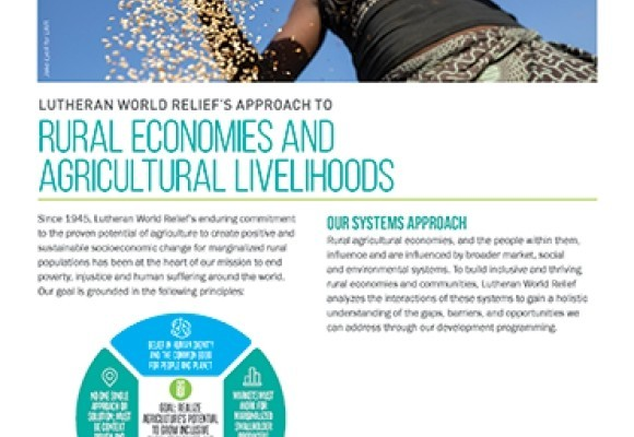 Rural Economies and Agricultural Livelihoods (REAL) Approach