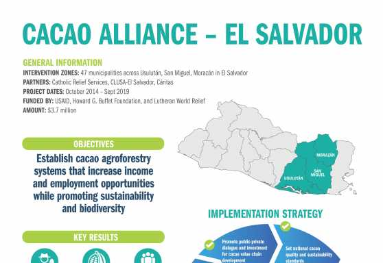 Cacao Alliance - El Salvador
